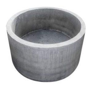 Кольцо колодезное КС 10-9 (с дном)